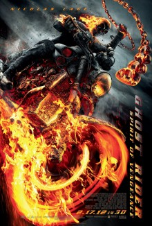 Ghost Rider: Spirit of movie poster