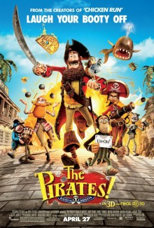 The Pirates movie poster