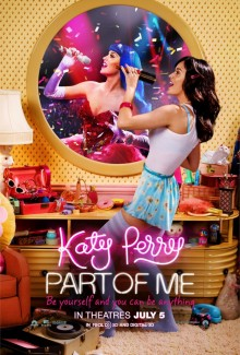 Katy Perry movie poster