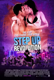 Step Up 4 movie poster