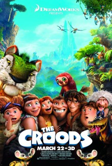 The Croods 3D Review