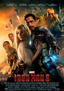Iron Man 3 3D Review