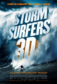 Storm Surfers movie poster