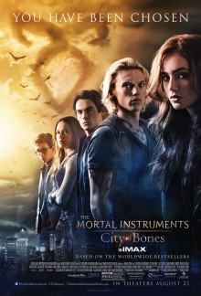 The Mortal Instruments 3D Review